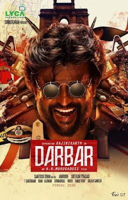Darbar 2020 [Hindi Clean] 720p HDRip Download