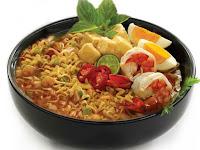 Gila, Indonesia Pemakan Mi Instan Kedua Terbanyak Sedunia