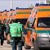 إصابة 7 أطفال فى تصادم أتوبيس رحلات تابع لكنيسة بسيارة ملاكى