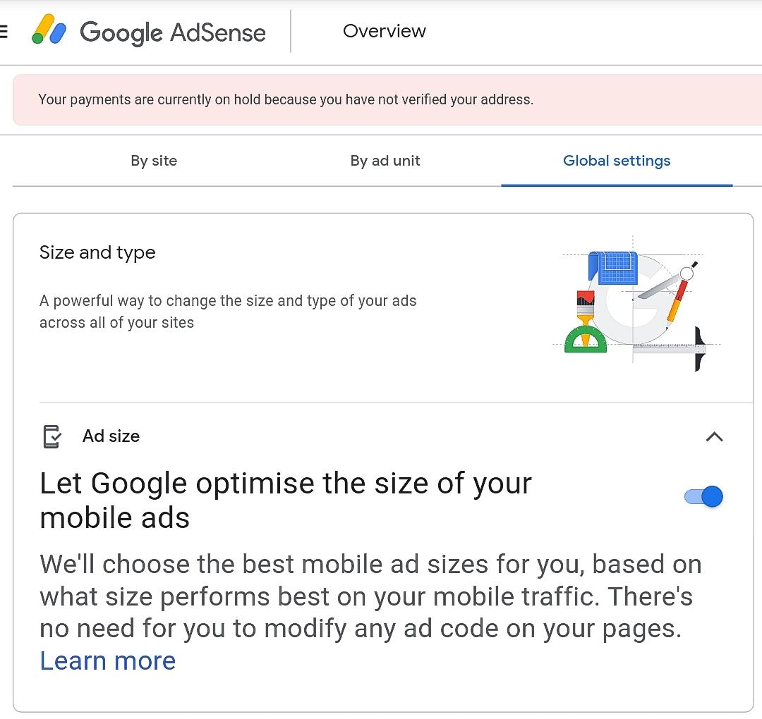 Google AdSense - Global Settings 2020 पूरी जानकारी हिंदी में