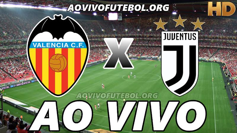 Valencia x Juventus Ao Vivo na TV HD