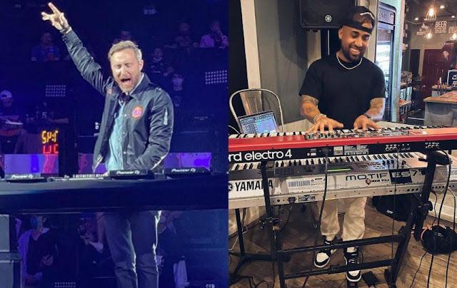 """David Guetta sorprende con remix de """"Pepas"""" de K4G Y Farruko"""