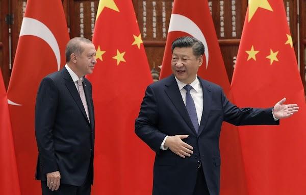 Presiden Turki Pinta Dunia Jangan Benci Islam dan Tionghoa