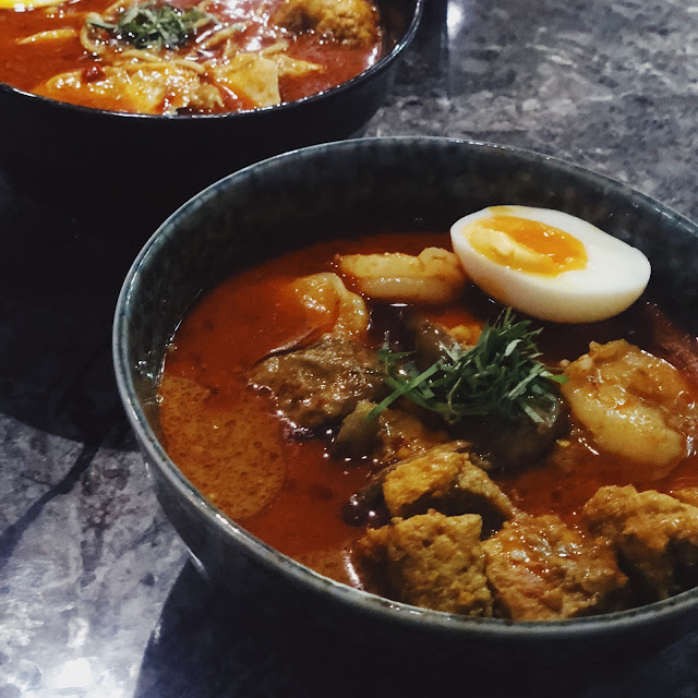 SAMBAL SHIOK - THE BEST LAKSA IN TOWN