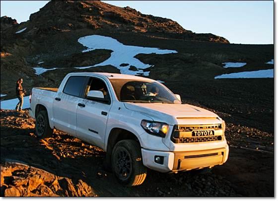 Toyota Tundra Mpg