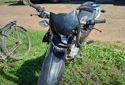 Homem furta motocicleta e sofre acidente em Trizidela do Vale