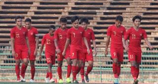 Timnas Indonesia Gagal ke Piala Asia U-23 2020