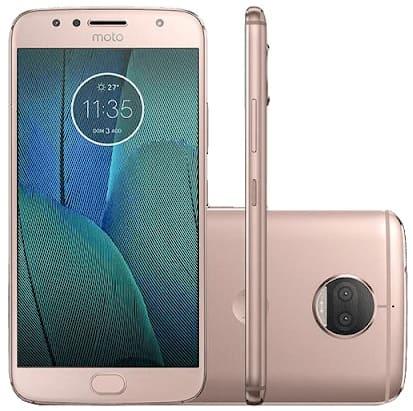 Foto do Smartphone Motorola Moto G G5S Plus XT1802 32GB