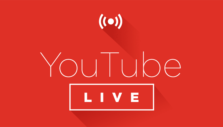 Cara live streaming di Youtube