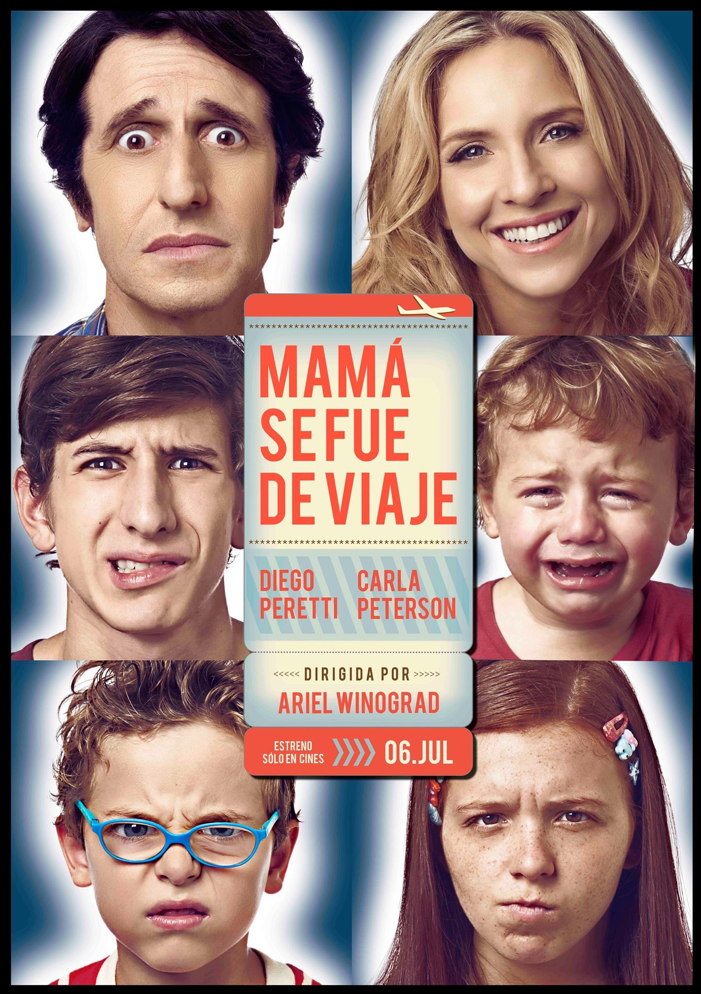 Ver Mama se fue de viaje Online (2017) Gratis HD Pelicula Argentina Completa