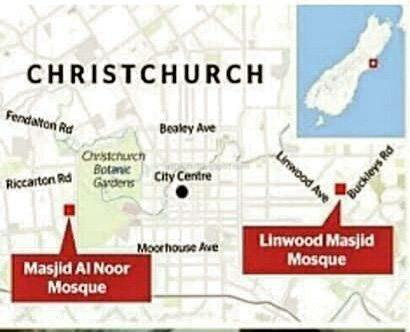 Masjid Linwood di Christchurch akan Dibangun Kembali