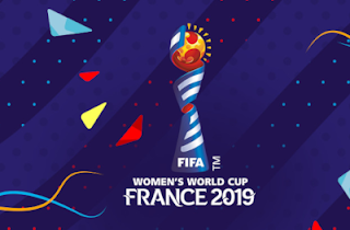 logo Copa Mundial Femenina de Futbol Francia 2019