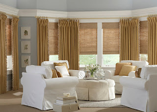 Made in the Shade can customize your Prescott home with soft window treatments like draperies and sheers.