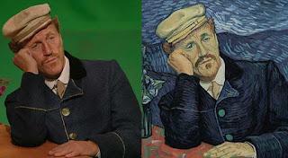 Cómo se hizo Loving Vincent