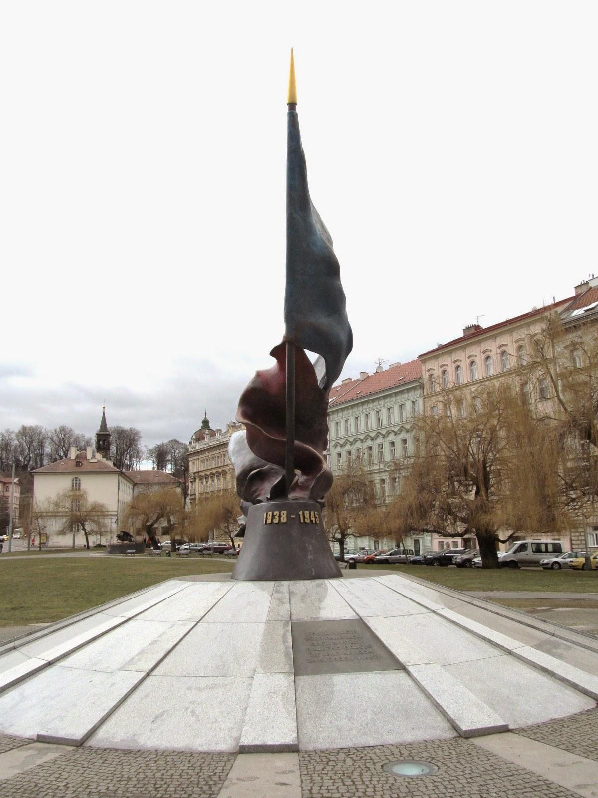 czech war memorial