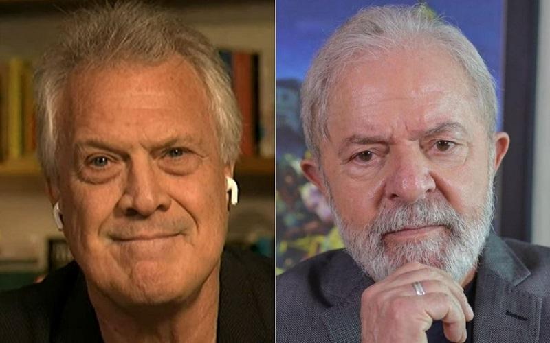 Bial debocha de pedido de Lula por entrevista ao vivo Teria que ter polígrafo [aparelho detector de mentiras - Portal Spy Notícias