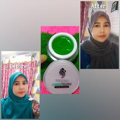review green glow maresha