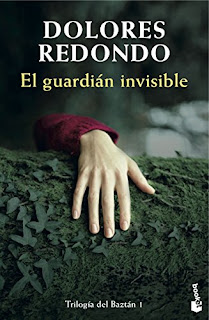El guardián invisible / Dolores Redondo