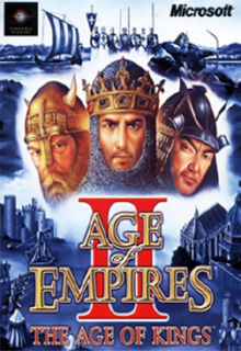 AoE2: The Age of Kings Cover Art