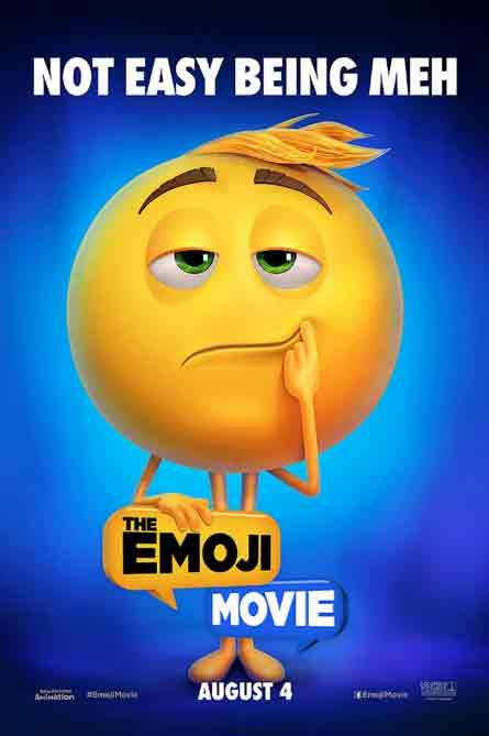 Sinopsis, Cerita & Review Film The Emoji Movie (2017)