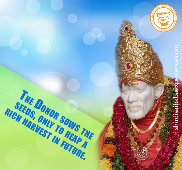 Prayer For Help And Blessings - Anonymous Sai Devotee