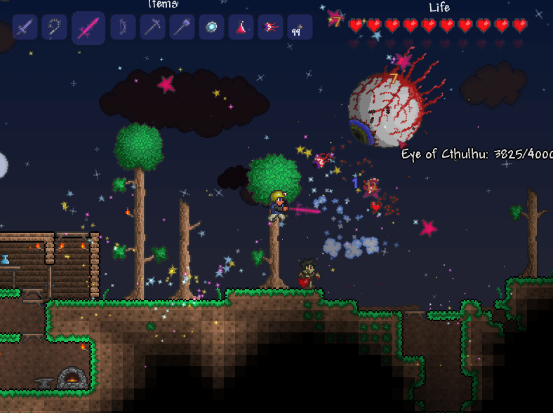 Terraria PC Latest Version - Direct Download + Inventory