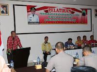 24 Kepala Desa se-Kecamatan Kalianda Ikuti Pelatihan Peningkatan Kapasitas Kepemimpinan