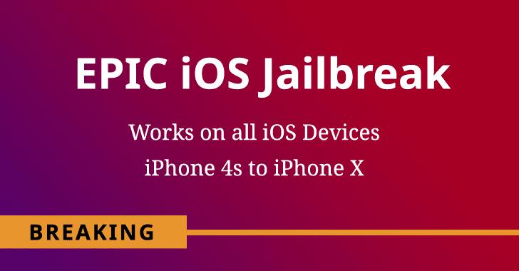 ios jailbreak tool