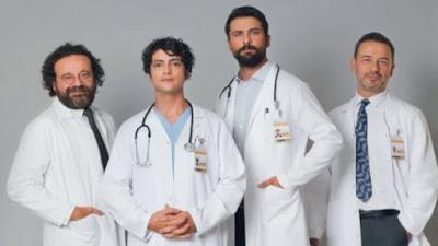 مسلسل الطبيب المعجزة Mucize Doktor
