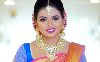 Beautiful Wedding Highlights ofJeevan & Santhiyah