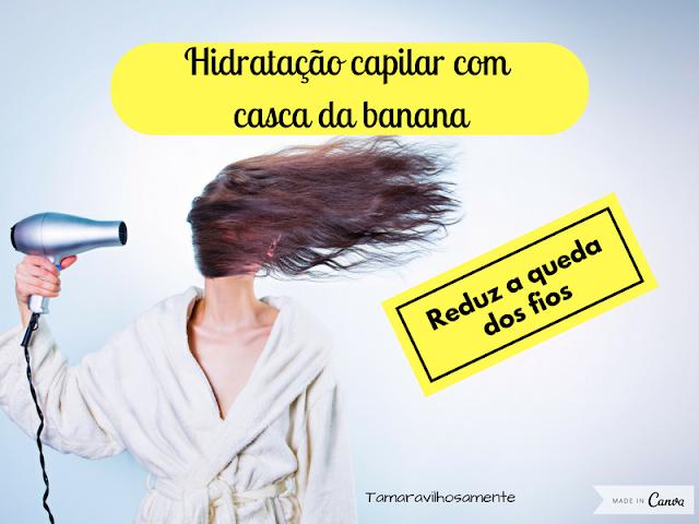 hidratacao-capilar-casca-banana-reduz-queda-cabelo