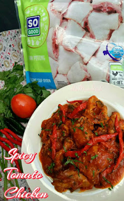 Resep Makanan SOGOOD Spicy Tomato Chicken