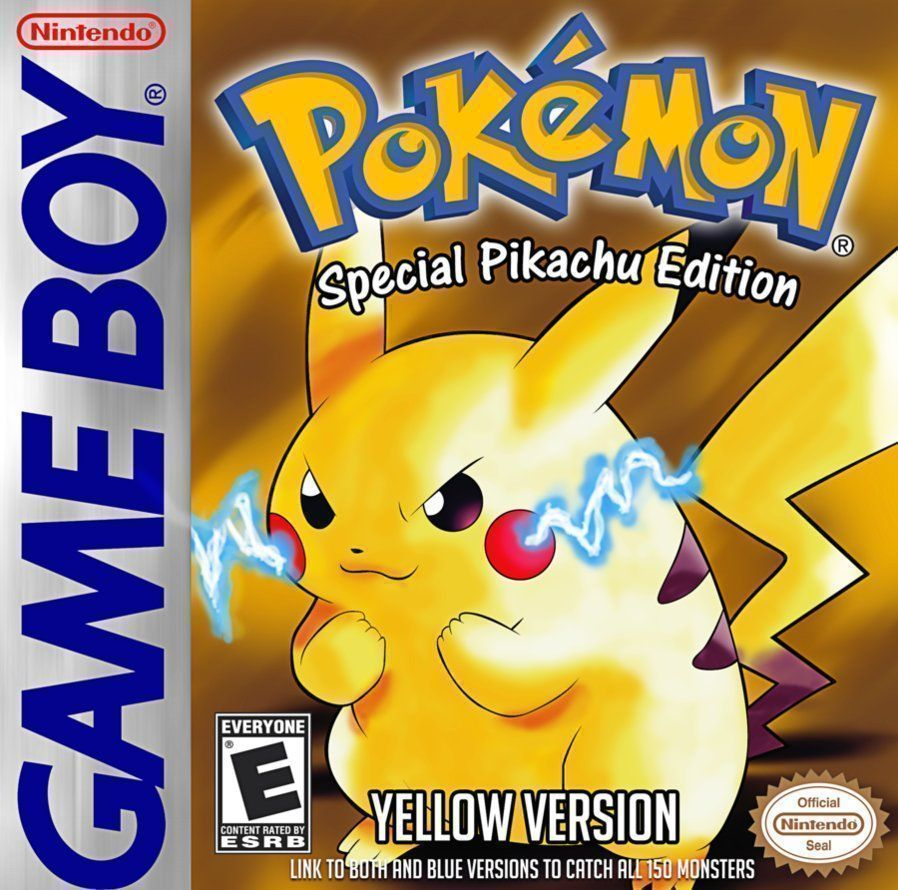 Download 3DS CIAs: Pokemon Yellow Special Pikachu Edition