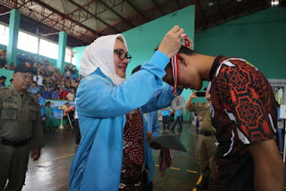 PopKota Ajang Pembibitan Atlit  Kota Cirebon