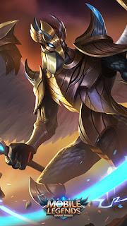 Kaja Nazar King Heroes Tank Support of Skins V4