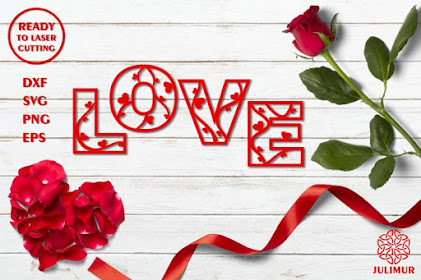 Download Free Cut Files For Valentines Day Projects