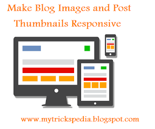 Make Blog Images and Post Thumbnails Responsive