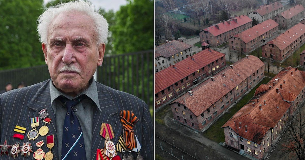 David Dushman, Last Living Auschwitz Liberator, Dies Aged 98