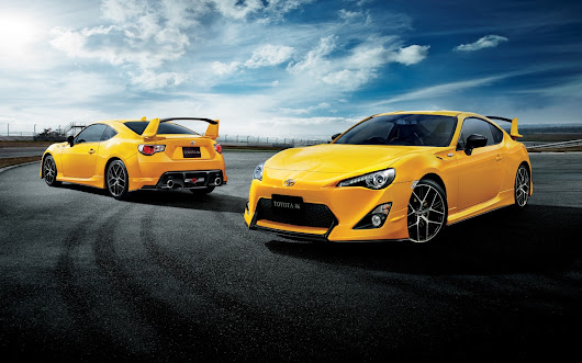 Toyota 86 GT | Wall Sports Cars