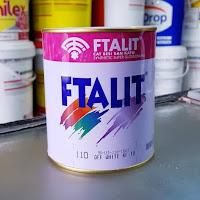 Cat minyak Ftalit