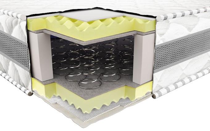Ортопедический матрас Престиж 3D Боннель (Bonnel) 80х190 ТМ Неолюкс