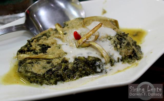 Best Pinangat Delicacy