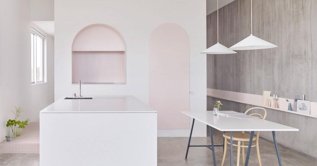 La cucina diventa galleria con arredi come oggetti d 39 arte for Cray 1 architecture