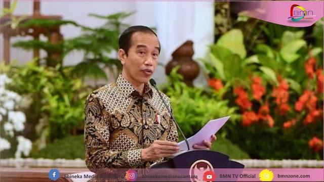 Luncurkan Program Konektivitas Digital, Jokowi Beri Catatan soal Palapa Ring