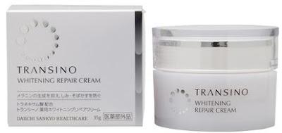 Kem trị nám da transino whitening repair cream