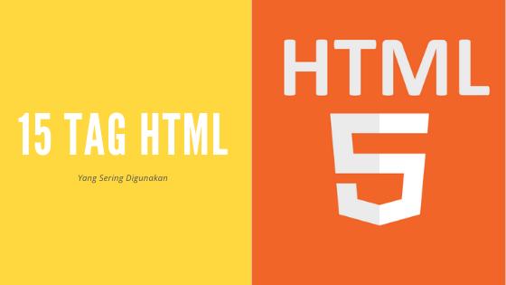 plajarikode - tag tag html dan fungsinya