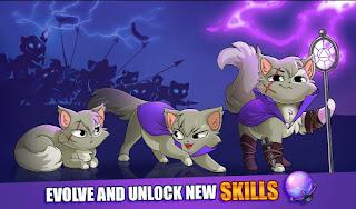 Free Castle Cats MOD APK