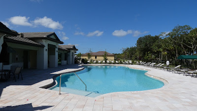 The Preserve at The West Villages pool and club house