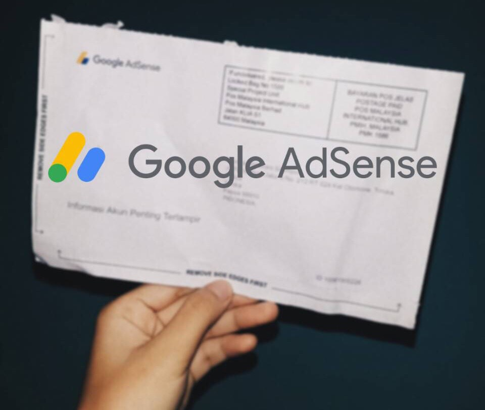 Verification Address Adsense - Suspended Story