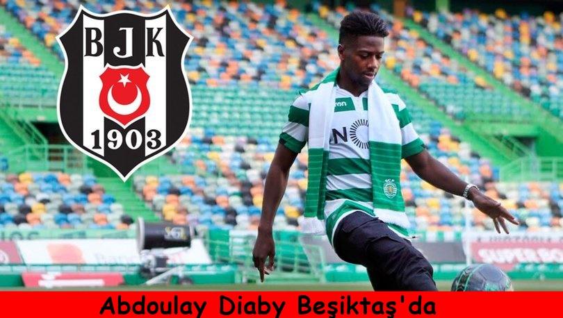Abdoulay Diaby Beşitaş